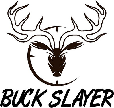 2016 buck Slayer 2 decal
