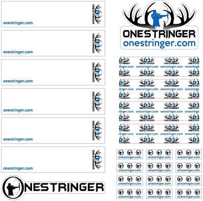 Reflective-Onestringer Pack 2