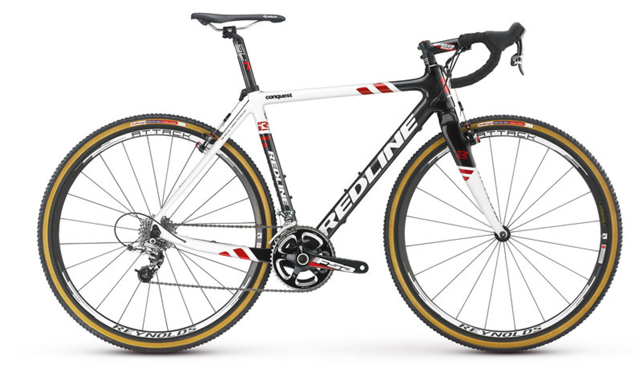 Texas Cyclesport Redline Conquest Team Carbon Bicycle
