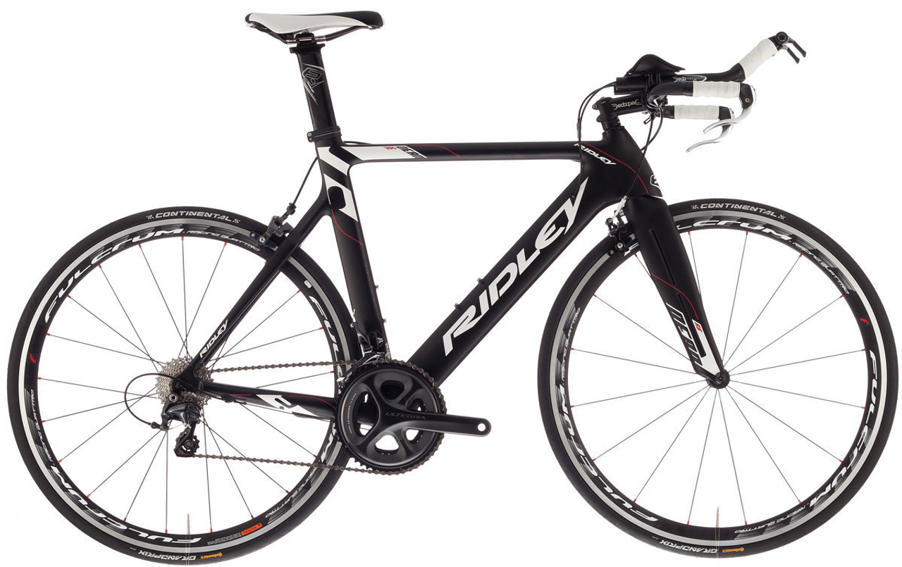 Texas Cyclesport Ridley Dean RS 10 Carbon TT Bicycle RD-DRS-10 ...
