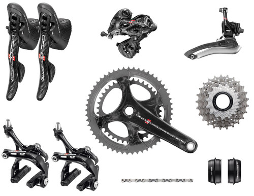 Campagnolo Super Record Ergo Groupset | 25th Anniversary Deal