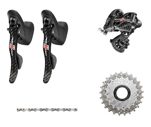 Campagnolo Record Ergo 11 Speed 4 piece Conversion Kit