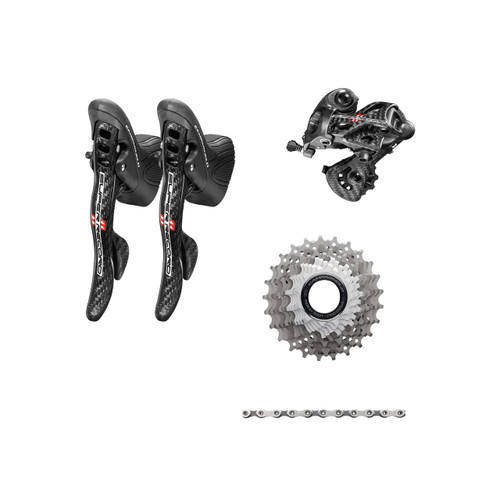 Campagnolo Super Record Ergo 11 Speed 4 piece Conversion Kit