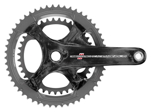 Campagnolo Record Ultra-Torque 11 speed Carbon Crankset