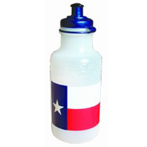 Texas Flag Water Bottle