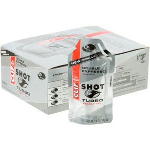 Clif Shot Gel Turbo