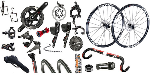 SRAM 22 Road Hydraulic Bike Build Kit