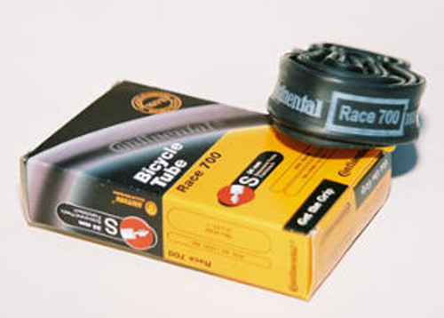 Butyl Road Tube by Continental, 700c x 36mm, 42mm & 60mm