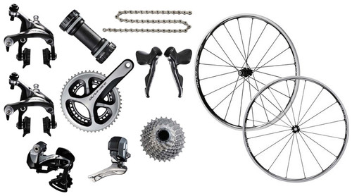 Shimano Dura-Ace 9070 Di2 Groupset with Choice of Wheelset