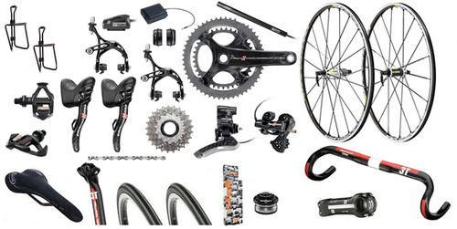 Campagnolo EPS V3 Road Bike Build Kit