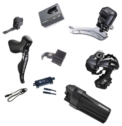 Shimano Ultegra 6870 Di2 7 Piece Conversion Kit | Spring Classic Deal