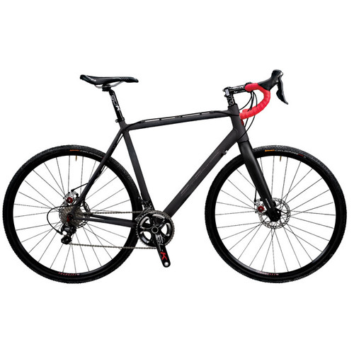 Van Dessel Aloominator Cantilever or Disc Campagnolo Ergo equipped Aluminum Bicycle - Build It Your Way