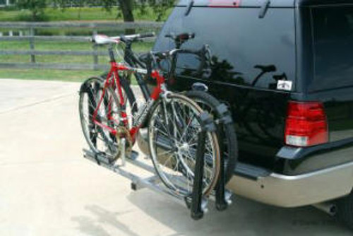 Raxter 2 Bicycle Rack for 2 Inch Hitch