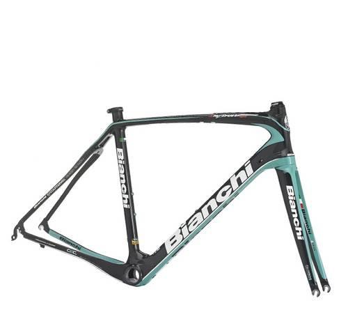 Texas Cyclesport Bianchi Frames - Road