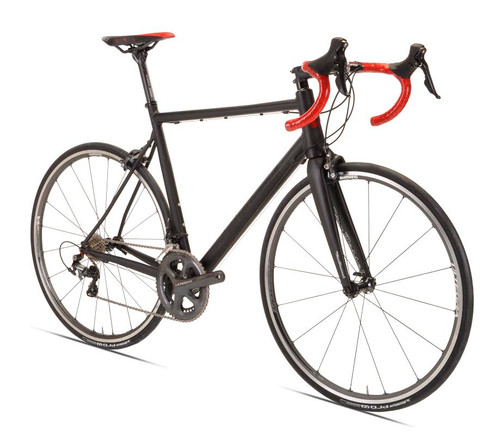 Van Dessel Hellafaster Shimano STI equipped Aluminum Bicycle - Build It Your Way