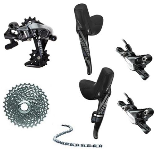 SRAM Force 1 Hydraulic 5 piece Upgrade Kit