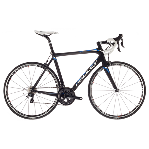 Ridley Fenix Campagnolo Ergo equipped Carbon Bicycle, Black & Blue - Build It Your Way