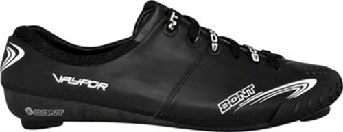 Bont Vaypor Classic Cycling Road Shoes, Black