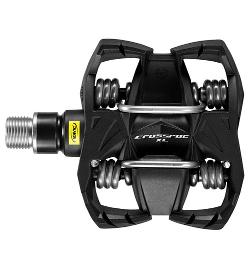 Mavic Crossroc XL Pedals and Cleats