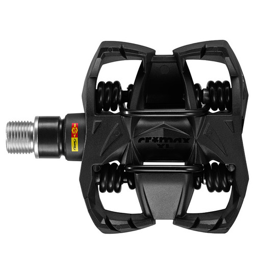 Mavic Crossmax XL Pedals and Cleats