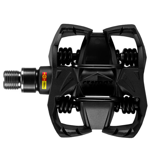 Mavic Crossmax XL Ti Pedals and Cleats