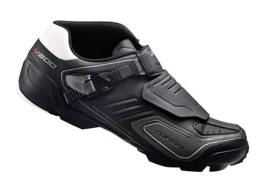 Shimano M200L MTB Shoes, E-Width