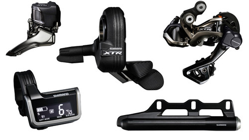 Shimano XTR 9050 Di2 7 piece Conversion Kit