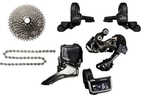 Shimano XTR 9050 Di2 8 piece Conversion Kit