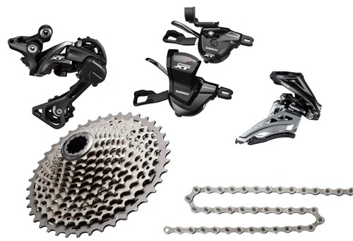 Shimano Deore XT 8000 5 piece Conversion Kit