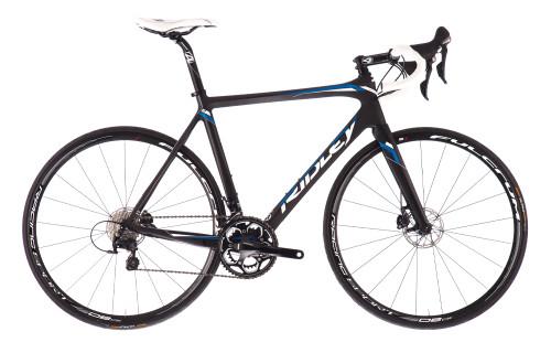 texas cyclesport ridley fenix frameset rd
