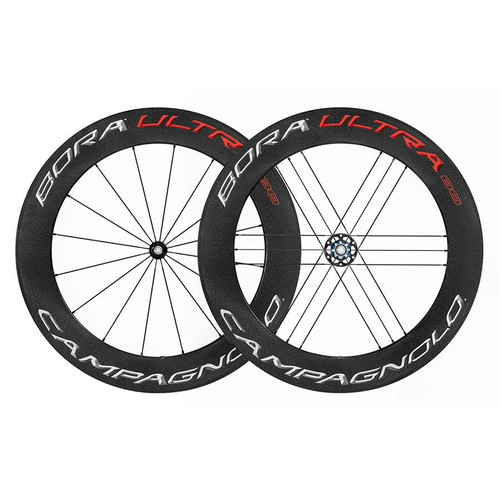 Campagnolo Bora Ultra 80 Wheelset, Tubular | 25th Anniversary Deal