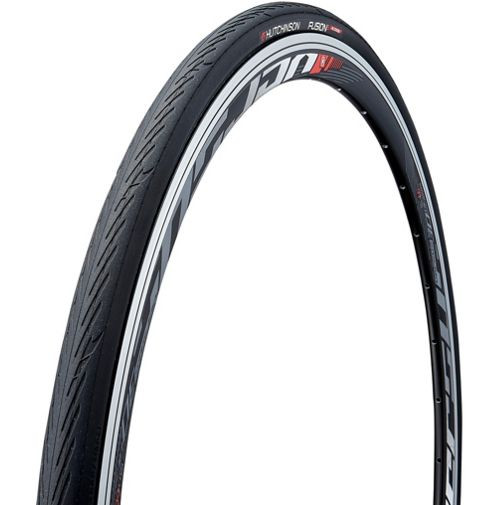 Hutchinson Fusion 5 Tubeless Clincher Tire, All Season, 23c | Buy 1 Get 1 Free