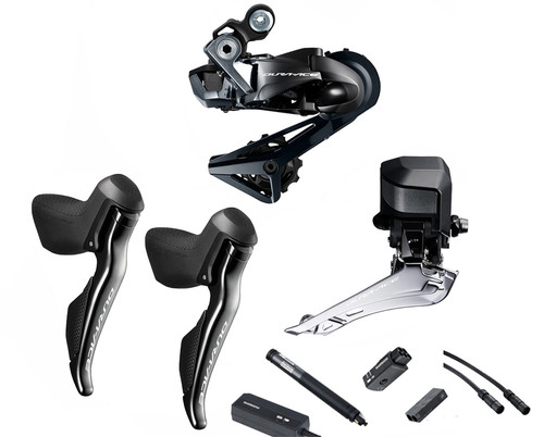Shimano Dura-Ace  R9150 Di2 7 piece Conversion Kit | 25th Anniversary Deal