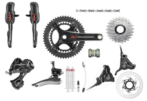 Campagnolo Chorus H11 Hydraulic Flat Mount Ergo Groupset | Spring Classic Deal