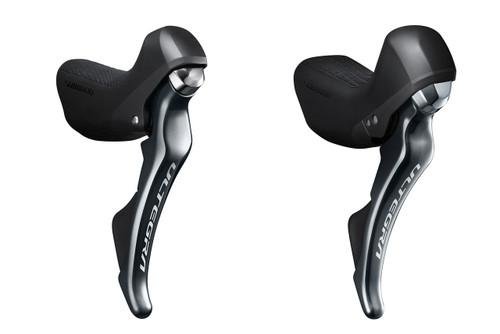 Shimano Ultegra ST-R8000 STI Levers and Cables