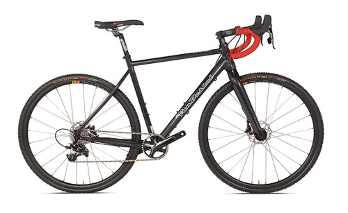 Van Dessel A.D.D. Disc SRAM 22 equipped Aluminum / Carbon Bicycle - Build It Your Way