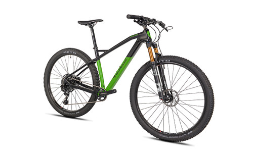 Van Dessel Jersey Devil Carbon Shimano SLX Bicycle