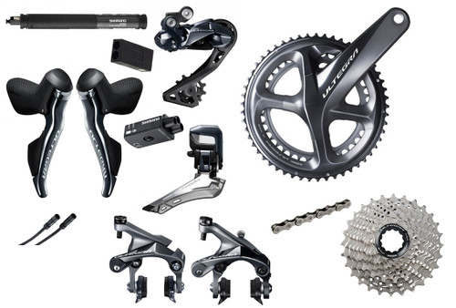 Shimano Ultegra  R8050 Di2 Groupset | Daily Deal