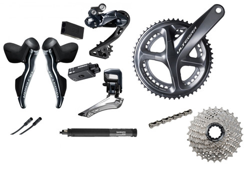 Shimano Ultegra  R8050 Di2 Groupset (less calipers)