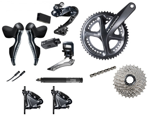 Shimano Ultegra  R8070 Hydraulic Di2 Groupset | Daily Deal