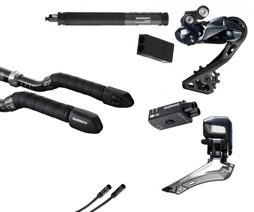 Shimano Ultegra  R8060 Di2 Time Trial 7 Piece Conversion Kit