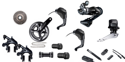 Shimano Dura-Ace  R9160 Di2 Time Trial  Groupset