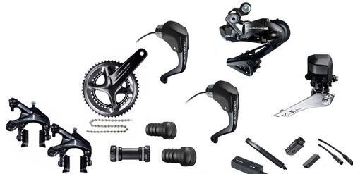 Shimano Dura-Ace  R9160 Di2 Time Trial Groupset (less cassette)