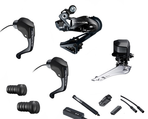 Shimano Dura-Ace  R9160 Di2 Time Trial  8 Piece Conversion Kit