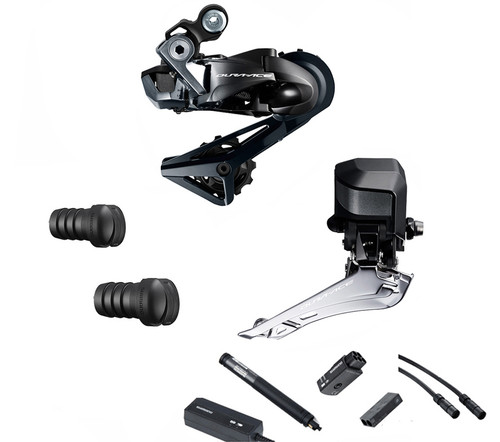 Shimano Dura-Ace  R9160 Di2 Time Trial  7 Piece Conversion Kit