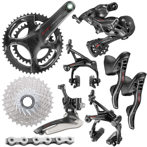 Campagnolo  Super Record Ergo 12 Speed Groupset | Daily Deal