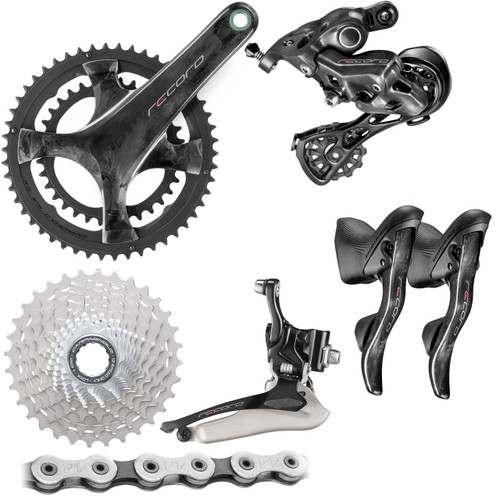Campagnolo  Record Ergo 12 Speed Groupset (less calipers)