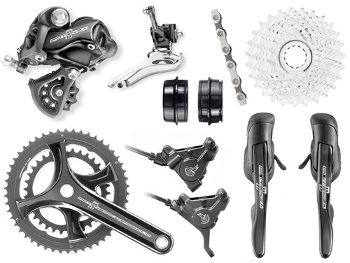 Campagnolo Potenza Hydraulic Flat Mount Ergo Groupset | Daily Deal