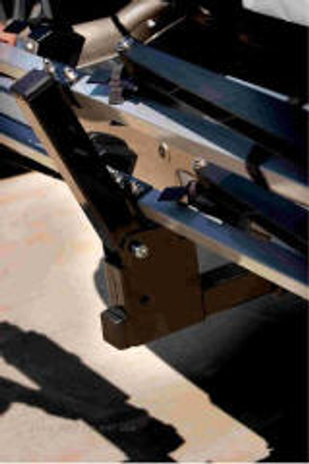 Raxter Folding Assembly for 2 Inch Hitch