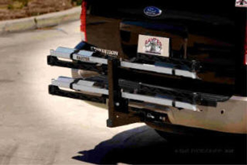 Raxter 2 Bicycle Folding Rack for 2 Inch Hitch